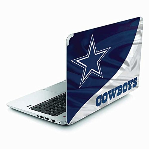 Skinit Decal Laptop Skin Compatible with Envy TouchSmart 15.6in - Officially Licensed NFL Dallas Cowboys Design