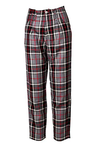 Haikure Pantalone Classico Louisiana con Pence Made in ITA