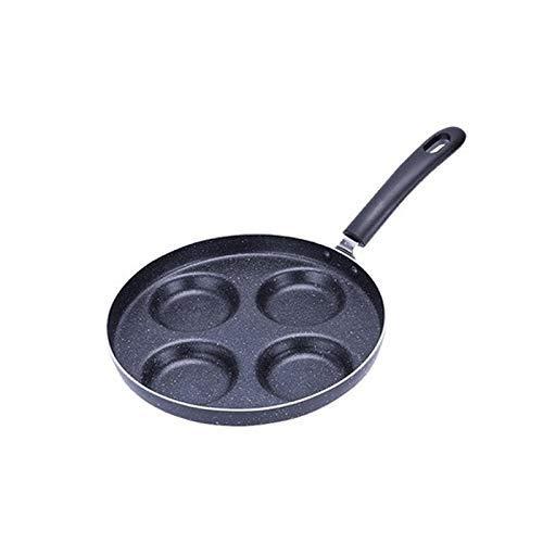 Parrilla para Plancha, Sartén De Cobre Antiadherente, Sartén De Aleación De Aluminio, Sartén para Desayuno, Ollas De Cocina para Uso Doméstico