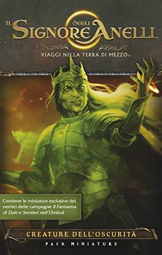 Asmodee, Il Signore degli Anelli - Viaggi nella Terra di Mezzo: Creature dell'Oscurità, Espansione Gioco da Tavolo, Edizione in Italiano, 10704