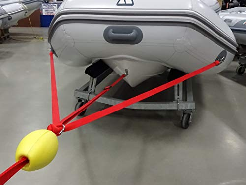 C-Level, Inc 3 Point Dinghy Towing Bridle