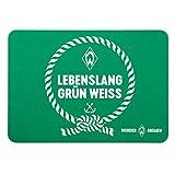 Werder Bremen SV Frühstücksbrettchen Brettchen ** Lebenslang ** 21-33220