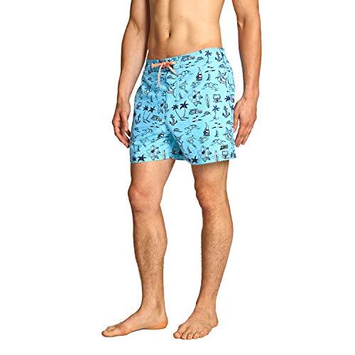 Zoggs Aloha - Bañador para Hombre 38 cm