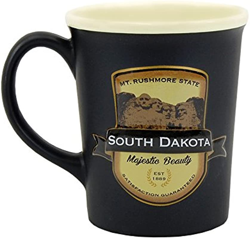 Americaware SEMSDK01 South Dakota Emblem Mug