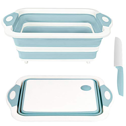 Rottogoon Collapsible Cutting Board, Foldable...