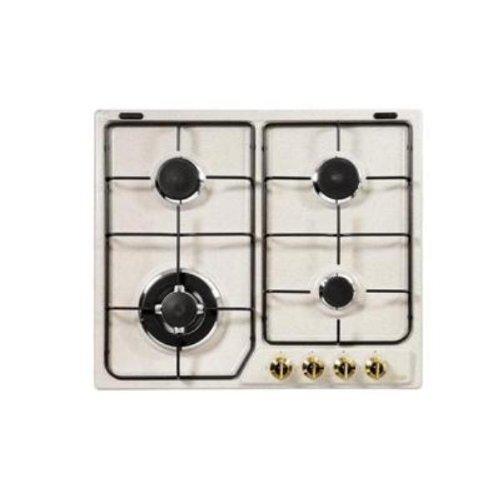 De'Longhi AVF 46 PRO Plaque de cuisson encastrable 60 cm, commandes frontales, avoine