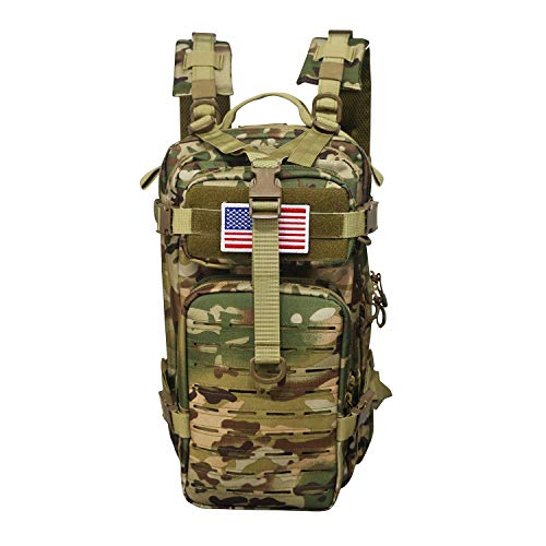 Warriors Product Small Assault Backpack Military Tactical...