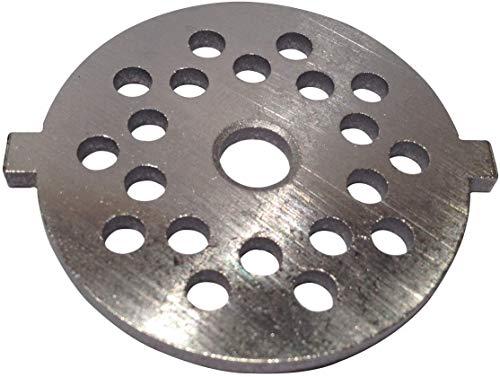 Hachoir / hachoir plat de broyage fin WP9709028 compatible avec broyeur alimentaire FGA