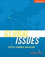 Global Issues: Politics, Economics and Culture (2nd Edition) by Richard J. Payne (2008-08-03)