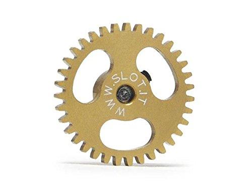 Slot.it GS1835 Couronne 35 dents Ø18mm pour moteur transversal