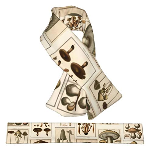 Pañuelo cruzado de franela vintage de seta botánica, mochila básica para el cuello, bufandas de felpa de doble cara, suaves y livianas, para mujeres, hombres y adolescentes