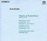 Opera at Eszterhaza-La Circe