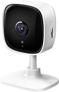 TP-Link Tapo bewakingscamera, WLAN, Tapo IP-camera 3 MP, High Definition met nachtzicht, bewegingsdetectie, akoestisch en ...