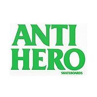 ANTIHERO STICKER アンチヒーロー ステッカー BLACK HERO MEDIUM -,緑