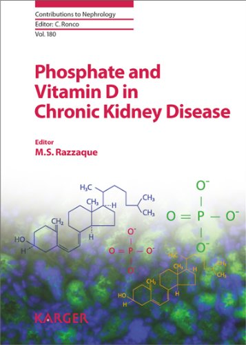 Phosphate and Vitamin D in Chronic Kidney Disease (Contributions to Nephrology Book 180) (English Edition)