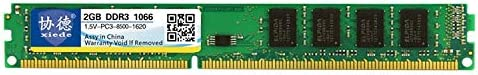 Old Inventory cleanup selling Indefinitely sale House DDR3 1066MHz 2GB Cosmopolitan 1.5V Compatibility Total