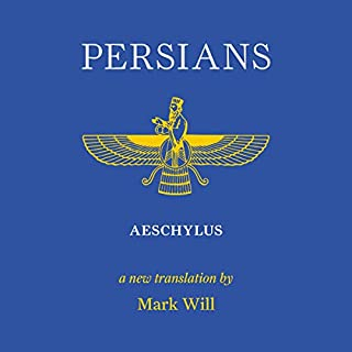 Persians audiobook cover art