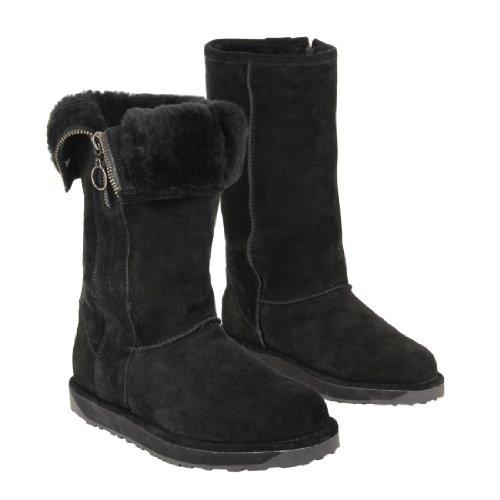 EMU Australia damesschoenen laarzen Kiandra Black W10844