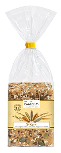 Knäcke 5-Korn 200 g Beutel Dr. Karg