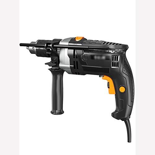 Invloed huishouden boor 220v multifunctioneel elektrisch gereedschap pistool boor handen met een elektrische boor kleine elektrische hamer