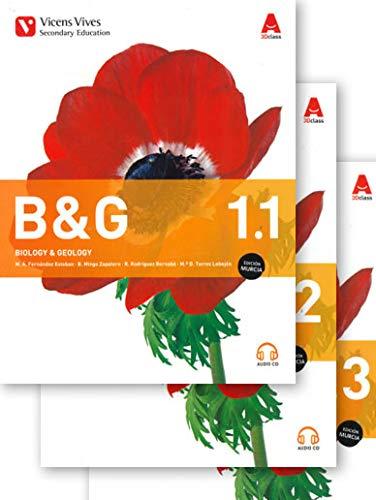 B&G 1 TRIM MURCIA+3CD