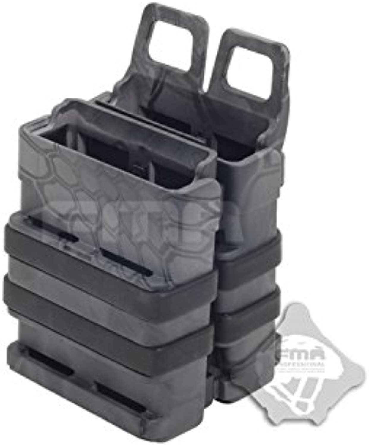 FMA Fast Magazine Holster Set Typhon for 5.56 Airsoft Paintball Fast Mag