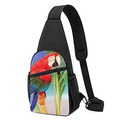Parrot Sling Mochila bandolera bandolera