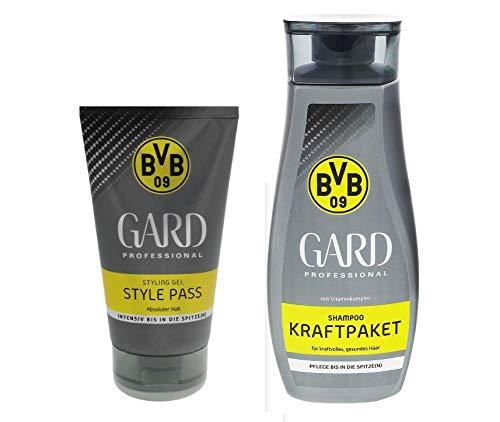 BVB Style Gard Styling Gel 150ml und Shampoo 250ml Kraftpaket