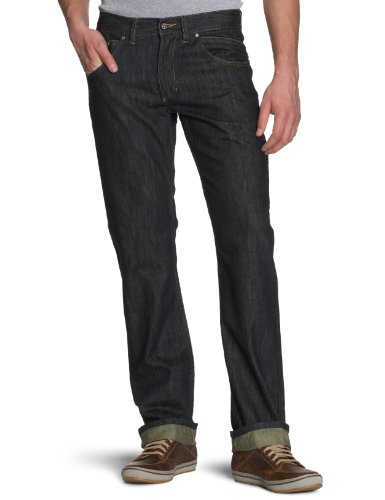 Globe Cross Jean jeans Homme Bleu foncé brut 38