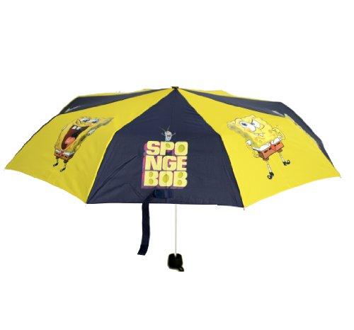 Spongebob Regenschirm, zusammenklappbar, Neuheit 2014