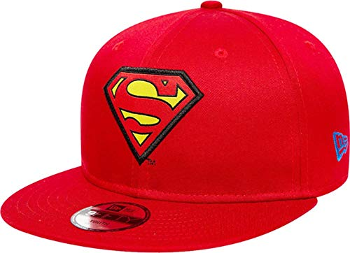 New Era Superman Kids Character OTC 9fifty 950 Youth Snapback Cap Kids