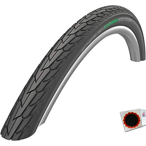 Schwalbe Reifen Road Cruiser HS484 Green 12x2.00 50-203 KG Active GC sz+Flicken