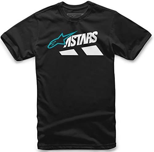 Alpinestars T-Shirt Downhill Schwarz Gr. L