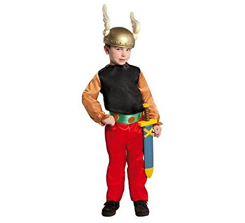 Disfraz Guerrero Galo Asterix Talla 5 a 6 años