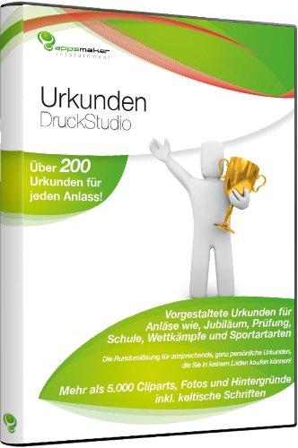 Urkunden DruckStudio