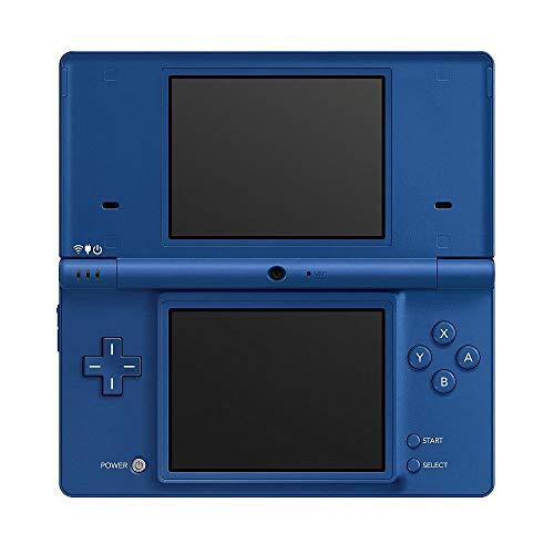 Nintendo DSi 3.25' LCD Display Game System - Matte Blue (Renewed)