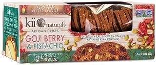 Goji Berry & Pistachios Crisps (4 pack)