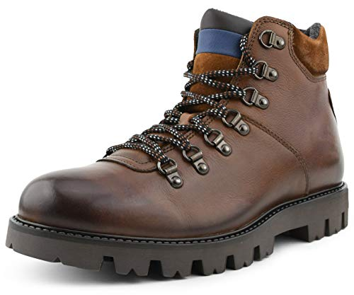 Asher Green AG6087 - Mens Work Boots, Casual Boots for Men, Mens Fashion Boots - Genuine Leather,...