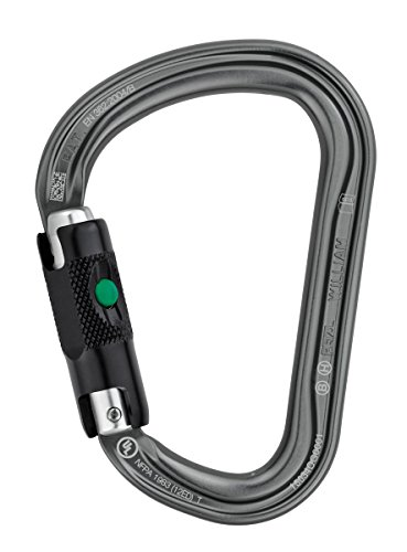Petzl Karabiner William Ball Lock -