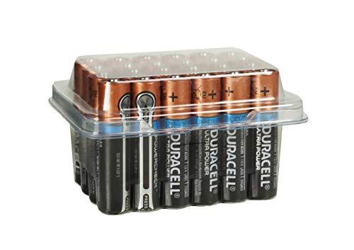 Duracell DURAUL24AAA Ultra Power Batterien (AAA, Micro, LR03, 24er Box)