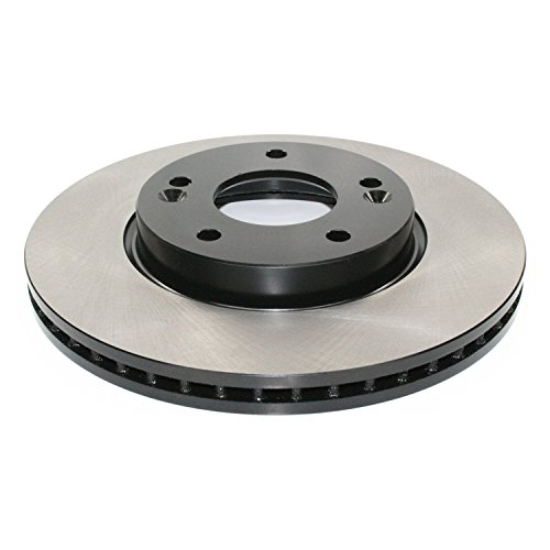 Price comparison product image DuraGo BR901096-02 Front Vented Disc Brake Rotor