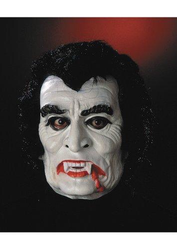 Cesar - H162-001 - Déguisement - Masque Tête à Cheveux Dracula