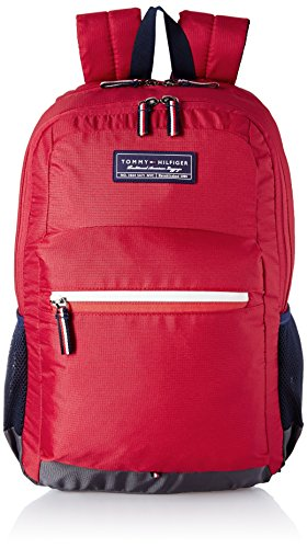 Tommy Hilfiger 30.92 Ltrs Red Laptop Backpack (TH/BIKOL04GRA)