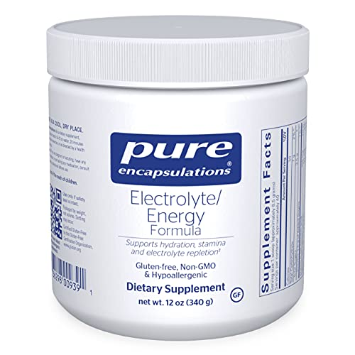 Pure Encapsulations Electrolyte Energy Formula | Hydration Supplement...