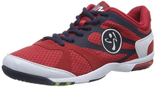 Zumba Sneaker Impact Max Rosso/Blu Navy/Bianco EU 35.5...
