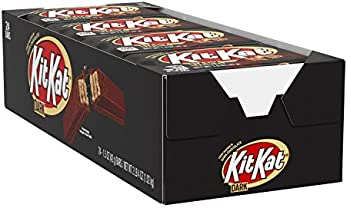 24-Count Kit Kat Dark Chocolate Wafer Candy 1.5 oz Bars