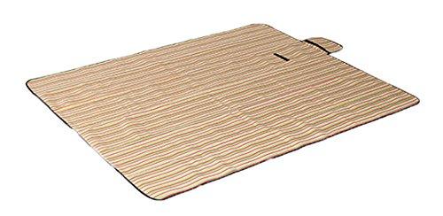 Honeystore 180*150 Oxford Yoga Matte Strand Ausflug Picknickdecke mit wasserabweisender Unterseite Mehrfarbig