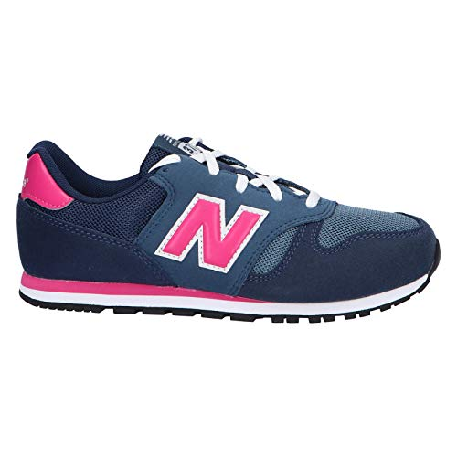 New Balance YC373AB, Running Shoe, Dusty Blue, 36 EU