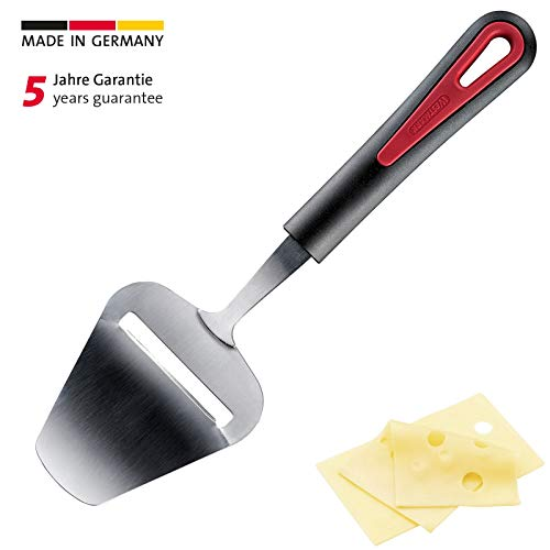 Westmark Germany Heavy Duty Stainless Steel Cheese Slicer (Red/Black)