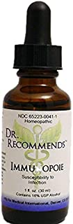 Dr. Recommends Immunopoie 1 oz by Mediral